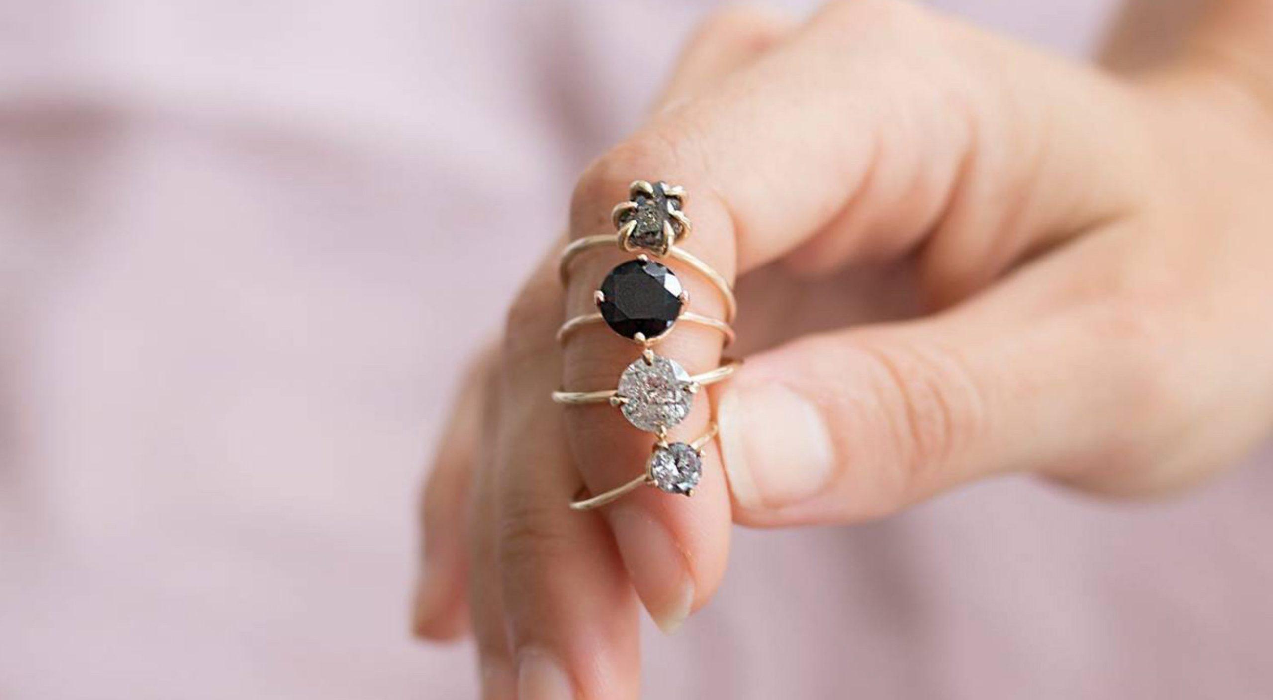 custom engagement rings sydney