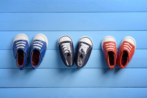 Best Styles in Kid's Shoes